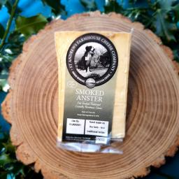 St Andrews Cheese Company Smoked Anster