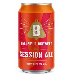 Bellfield Brewery Session Ale 330ml
