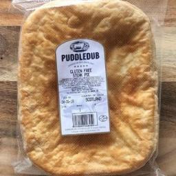 Puddledub Gluten Free Steak Pie