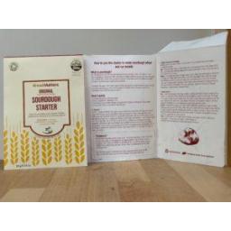Bread Matters Organic Sourdough Starter, 10g