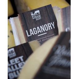 The Ethical Dairy Organic 'Laganory' Raw Milk Cheese