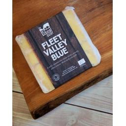 The Ethical Dairy Organic 'Fleet Valley Blue' Raw Milk Cheese