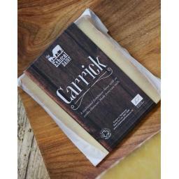 The Ethical Dairy Organic 'Carrick' Raw Milk Hard Cheese