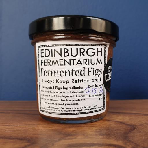 The Edinburgh Fermentarium Fermented Figs