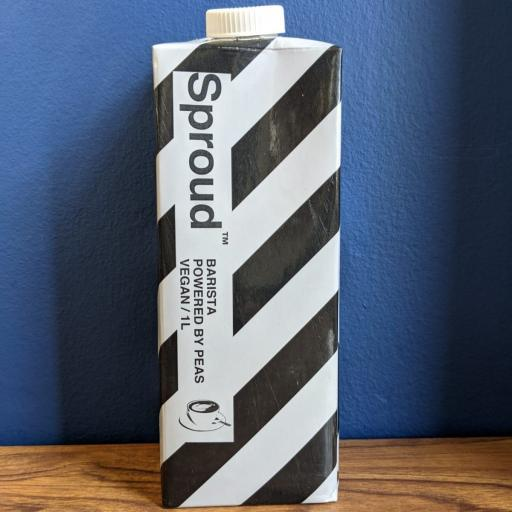 Sproud Plant Based Milk