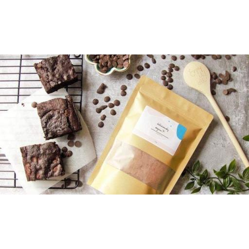 Deliciously Vegan Brownie Baking Mix