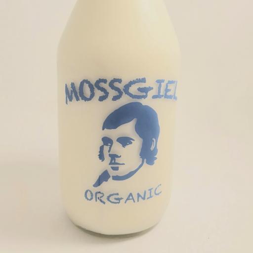 2 Litre Mossgiel Organic Farm Milk