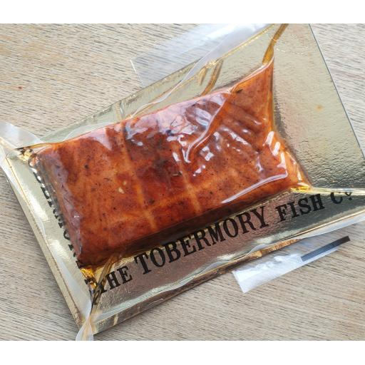 Tobermory Hot Smoked Cajun Salmon