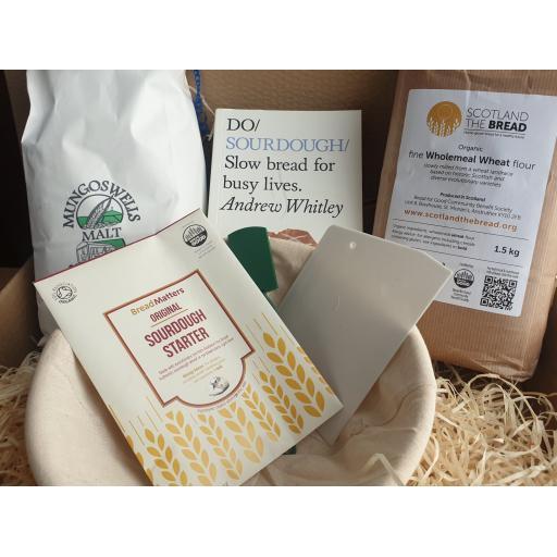 Scottish Sourdough Baking Kit