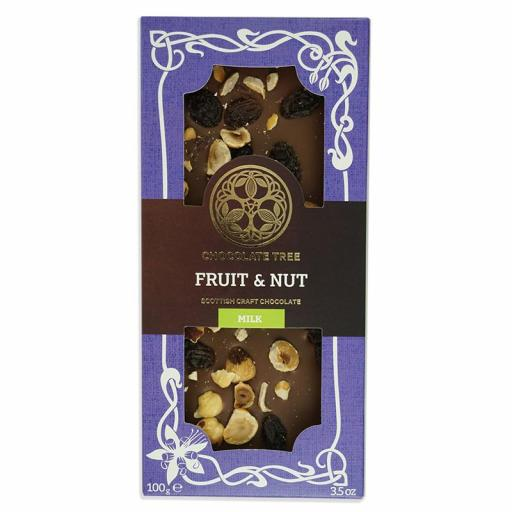 Chocolate Tree Chocolate Bars, 100g