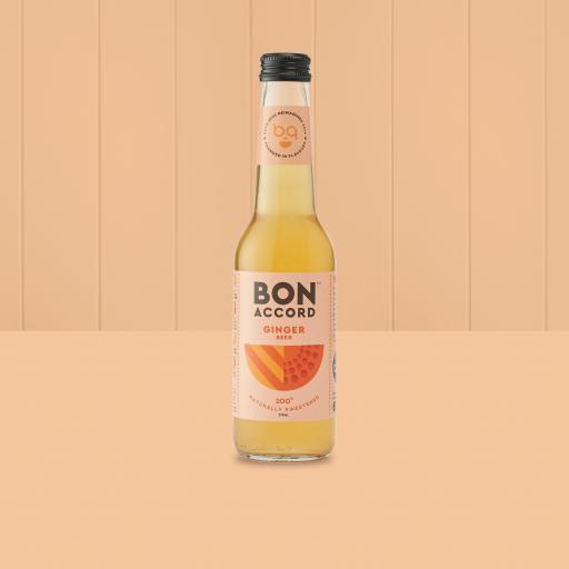 Bon Accord soft drinks 750ml